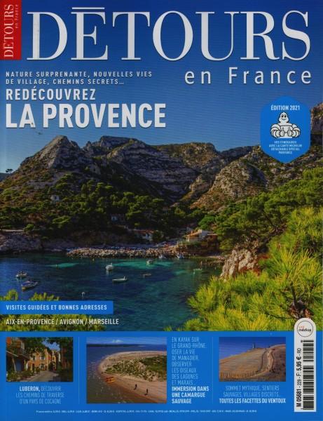 DÉTOURS en France 229/2021