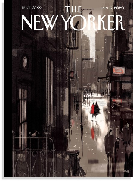 THE NEW YORKER 53/2019