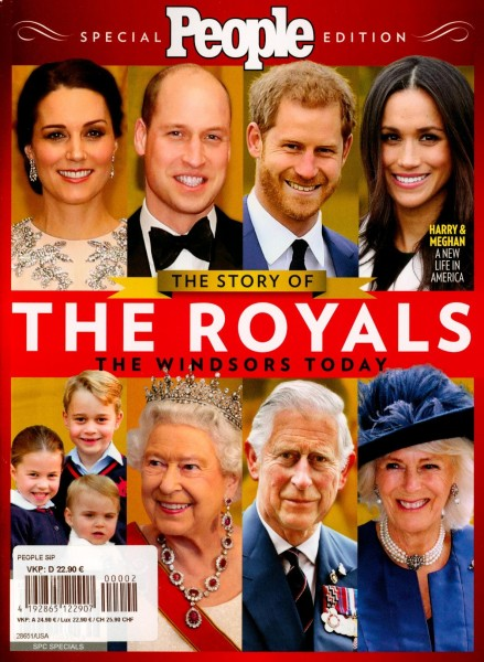 People THE ROYALS 2/2020
