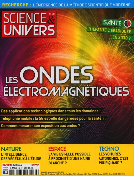 SCIENCE & UNIVERS 38/2021