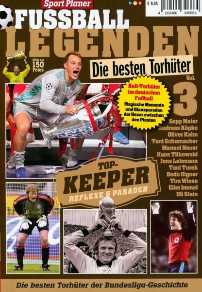 Sport Planer Fussball Legenden 3/2020