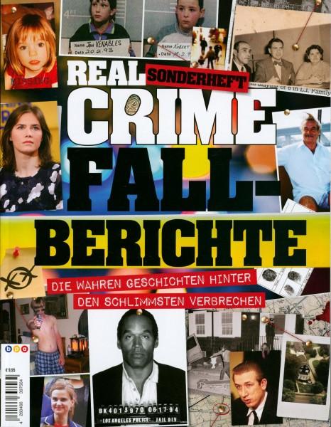 REAL CRIME Sonderheft Fallberichte 3/2020