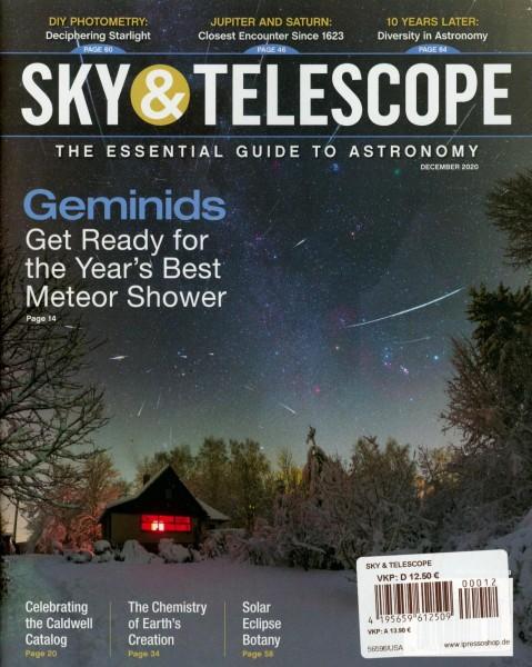 SKY & TELESCOPE 12/2020