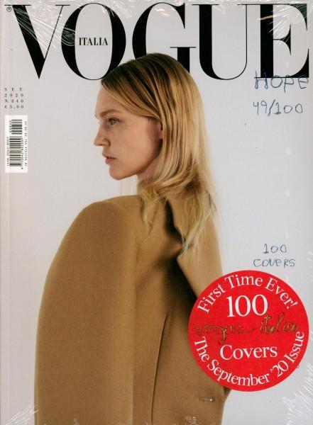 VOGUE (IT) Cover B