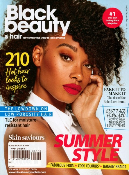 Black beauty & hair 8/2020
