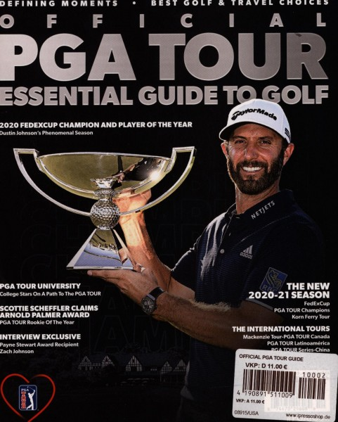 OFFICIAL PGA TOUR GUIDE 2/2021