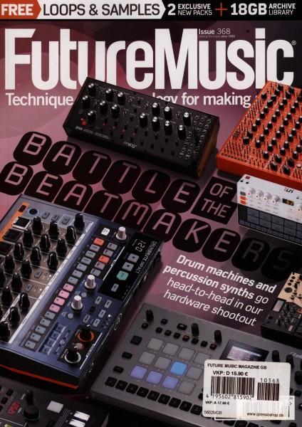 FutureMusic 368/2021