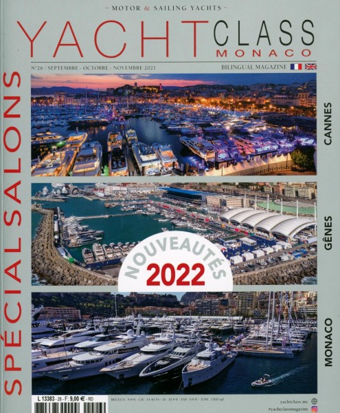 YACHT CLASS (FR & GB) 26/2021