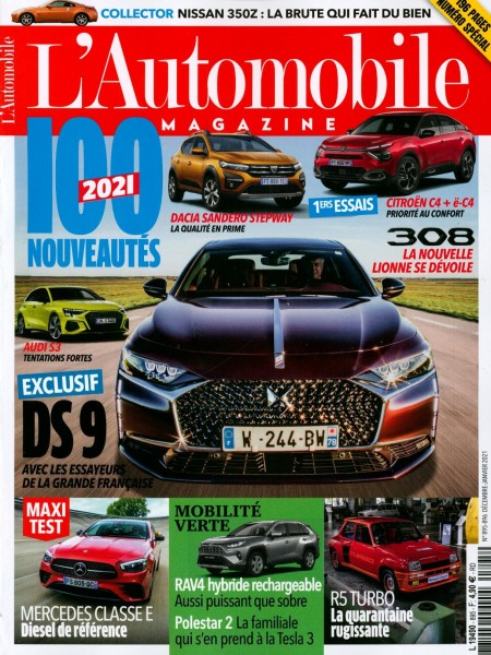 L'Automobile MAGAZINE 895/2020