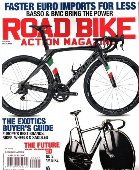 ROAD BIKE ACTION MAGAZINE 5/2020