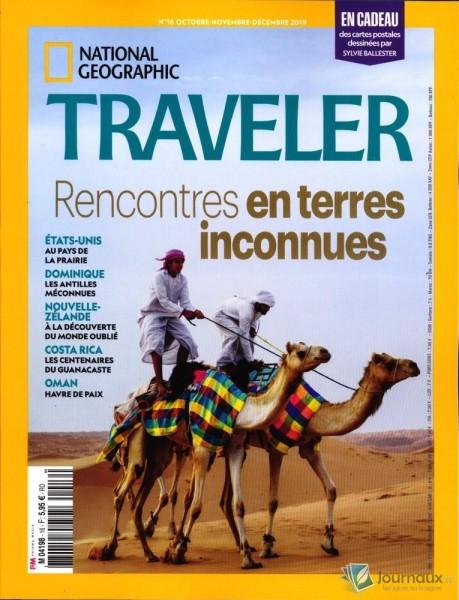 NATIONAL GEOGRAPHIC TRAVELER (FR) 16/2019