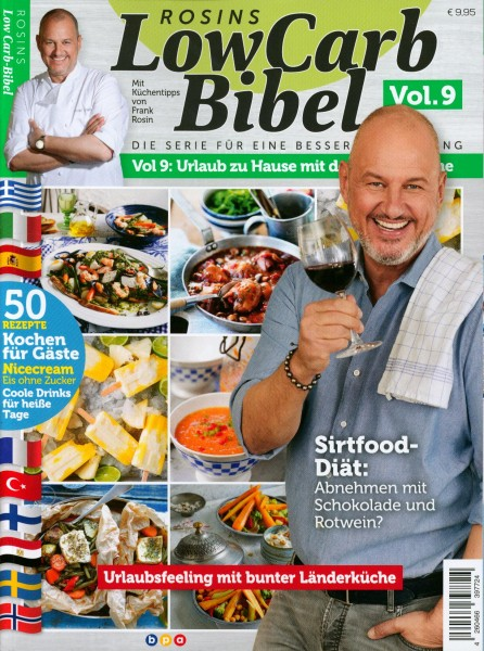 Rosins Low Carb Bibel Vol.9/2020
