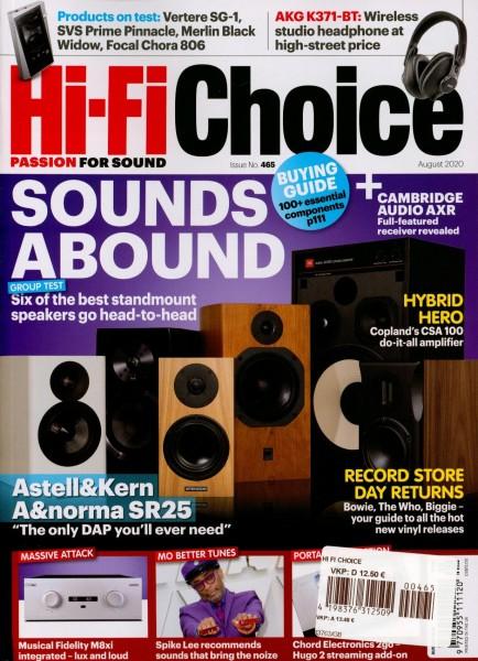 Hi-Fi Choice 465/2020
