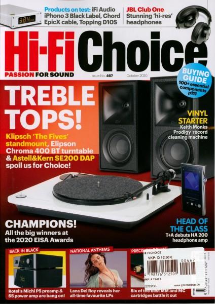 Hi-Fi Choice 467/2020