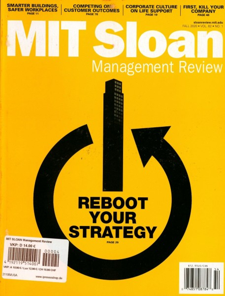 MIT Sloan Management Review 4/2020
