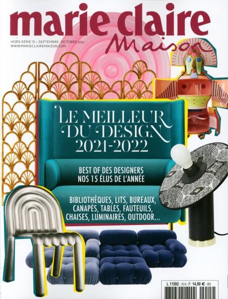 MARIE CLAIRE MAISON HS 15/2021