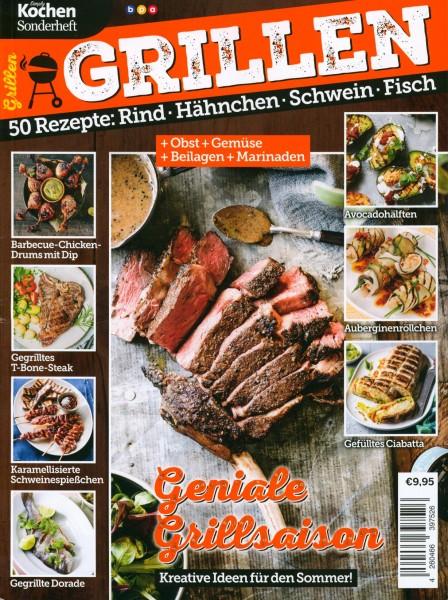 Simply Kochen Sonderheft Grillen 2/2020
