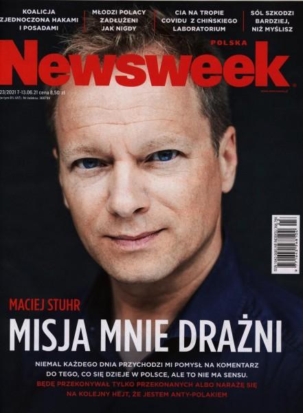 Newsweek POLSKA 23/2021