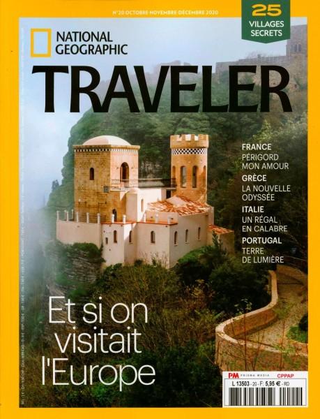 NATIONAL GEOGRAPHIC TRAVELER (FR) 20/2020
