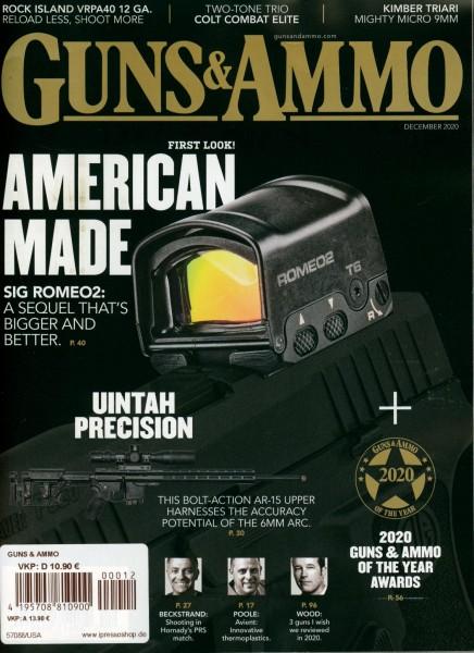GUNS & AMMO 12/2020