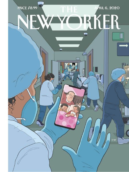 THE NEW YORKER 15/2020