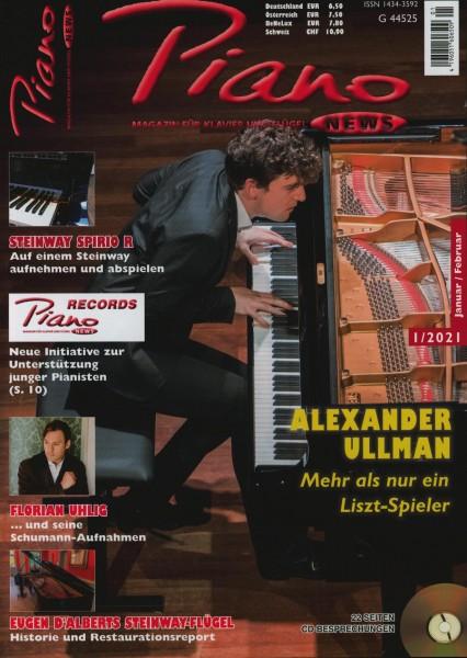 Piano NEWS 1/2021