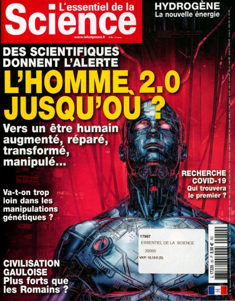 ESSENTIEL DE LA SCIENCE 50/2020