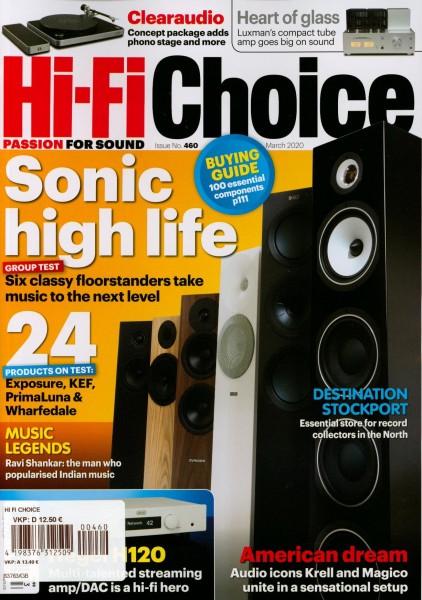 Hi-Fi Choice 460/2020