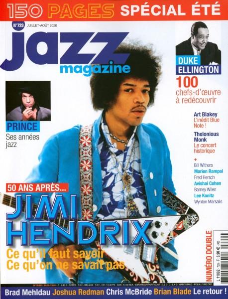 jazz magazine 729/2020