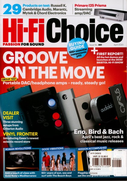 Hi-Fi Choice 461/2020