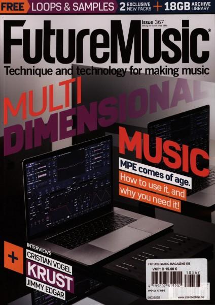 FutureMusic 367/2021