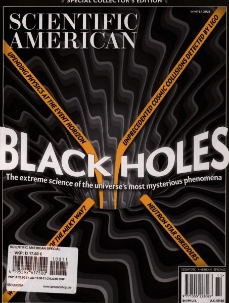 SCIENTIFIC AMERICAN SPECIAL 11/2021
