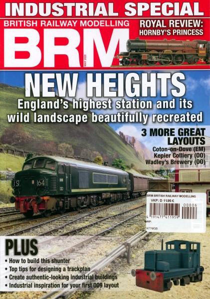 BRM BRITISH RAILWAY MODELLING 6/2020