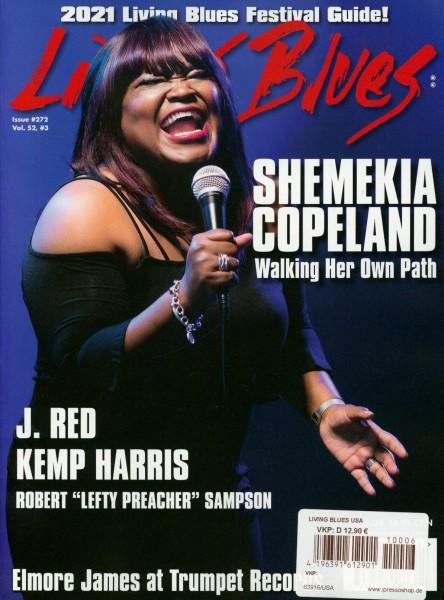Living Blues 6/2021