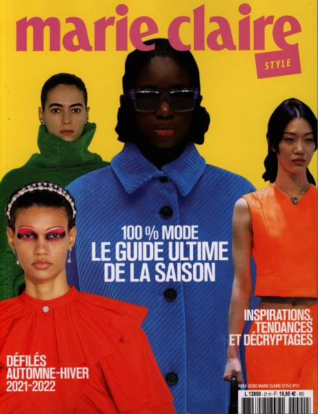 marie claire fashion shows 21/2021