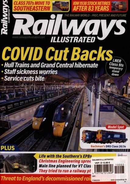 Railways ILLUSTRATED 3/2021