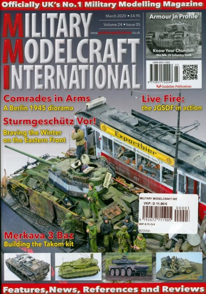 MILITARY MODELCRAFT INT. 3/2020