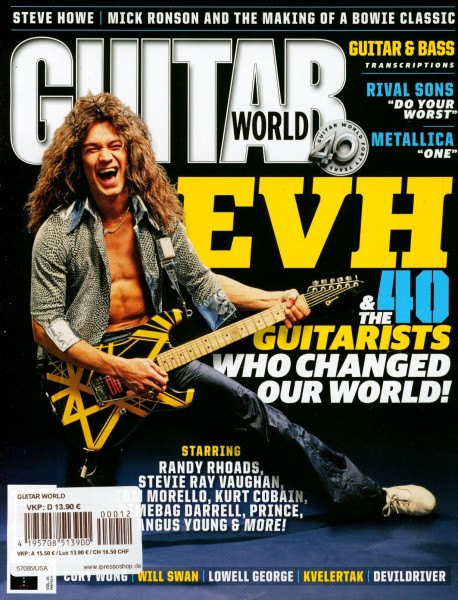 GUITAR WORLD 12/2020