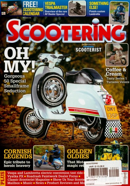 SCOOTERING 1/2021