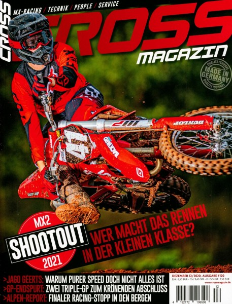 CROSS Magazin 12/2020