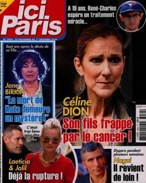 ici. Paris 3934/2020