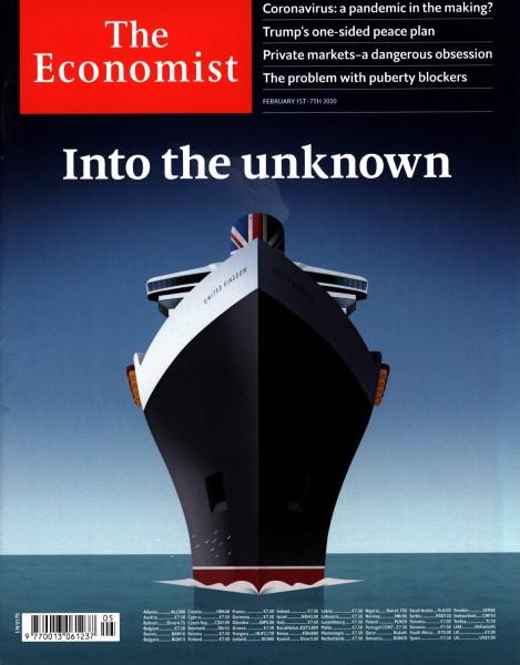 The Economist 5/2020