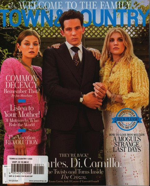 TOWN&COUNTRY 11/2020