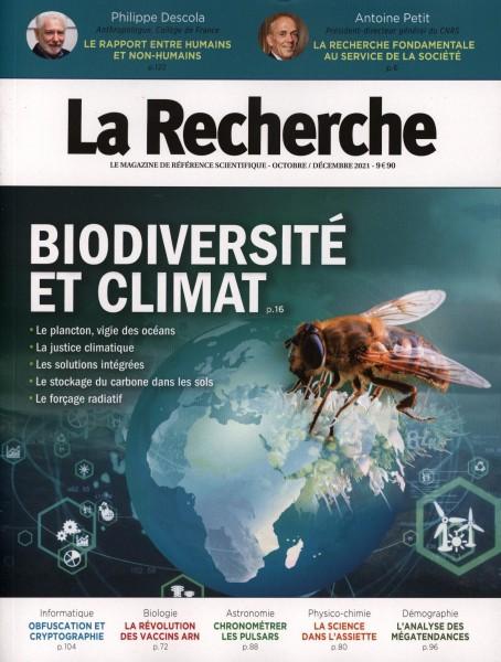 La Recherche 567/2021