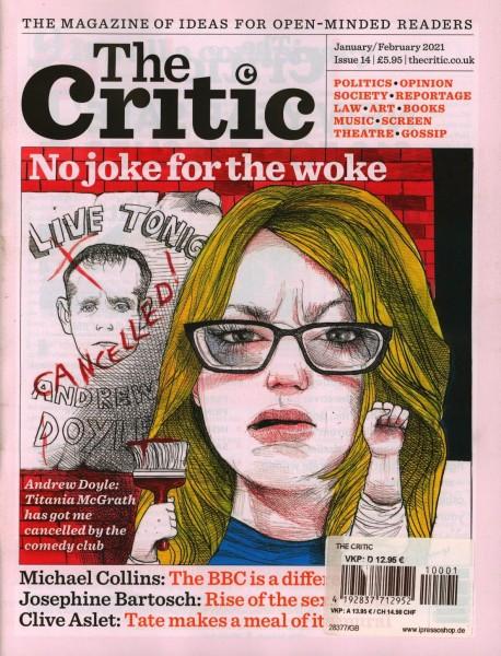 The Critic 1/2021