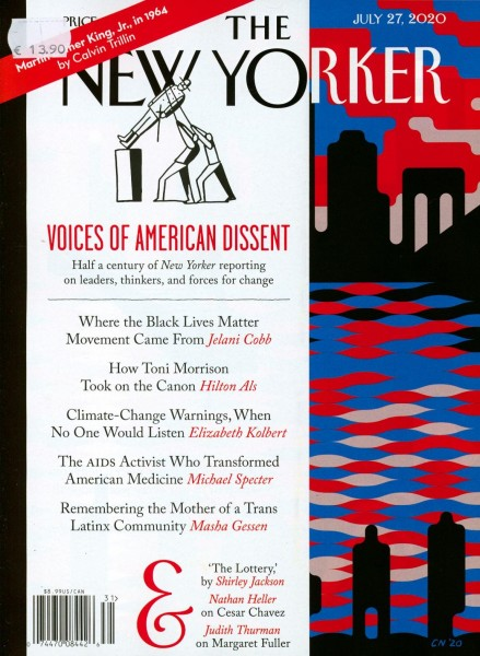 THE NEW YORKER 31/2020