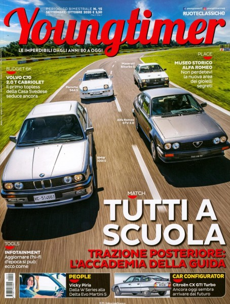 Youngtimer (IT) 15/2020