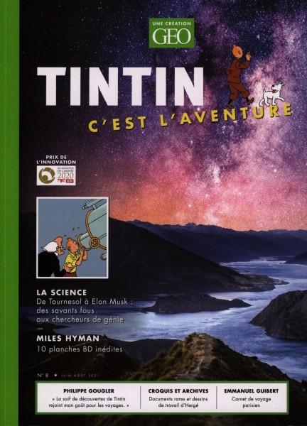 TINTIN 8/2021