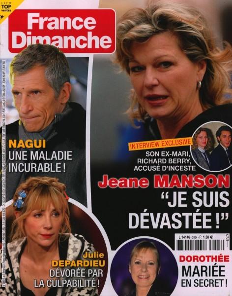 France Dimanche 3884/2021