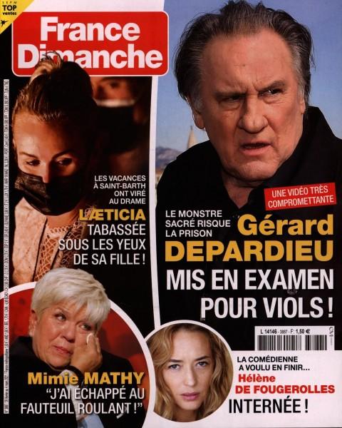 France Dimanche 3887/2021